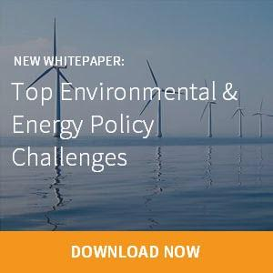 top environmental energy policy trends